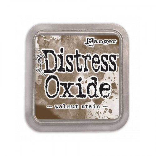 Encreur Distress Oxide Walnut Stain