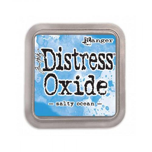 Encreur Distress Oxide Salty Ocean