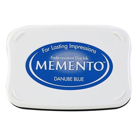 Encreur Memento - Danube Blue