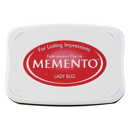 Encreur Memento - Lady Bug