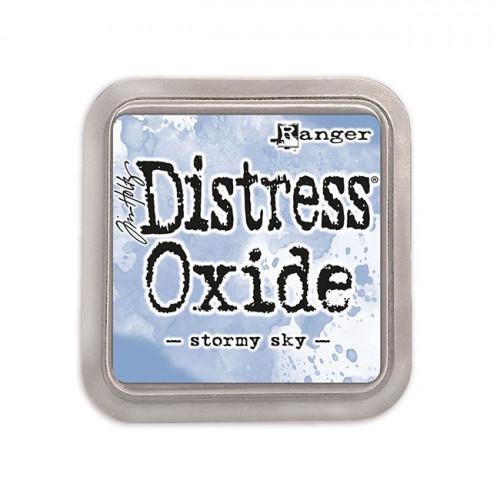 Encreur Distress Oxide Stormy Sky