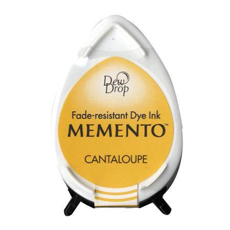 Encreur Memento Dew Drop - Cantaloupe