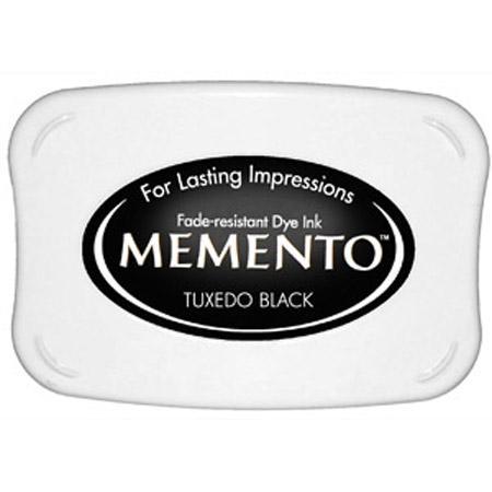 Encreur Memento - Tuxedo Black