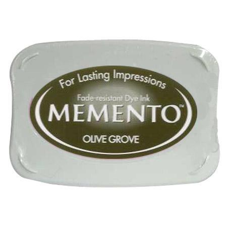 Encreur Memento - Olive Grove
