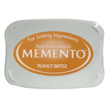 Encreur Memento - Peanut Brittle