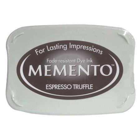Encreur Memento - Espresso Truffle