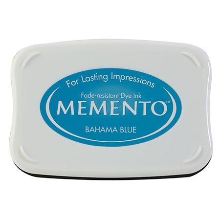 Encreur Memento - Bahama Blue