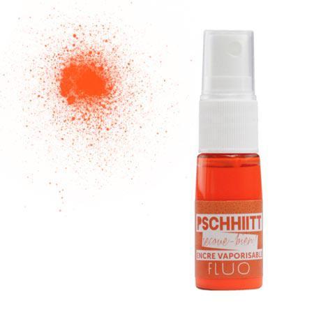 PSCHHIITT - Encre Spray - Orange Fusion - 15 ml