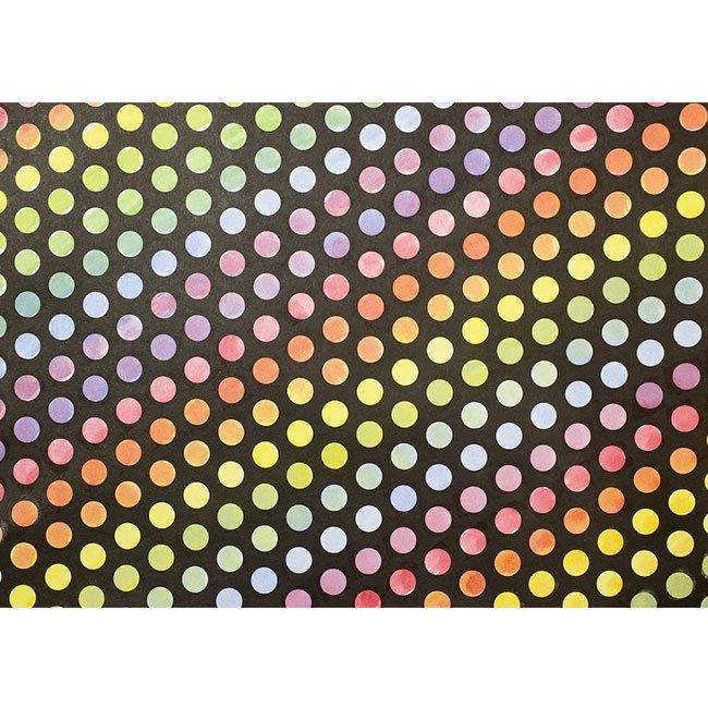 Assortiment de 4 couleurs primaires Glimmer Mist