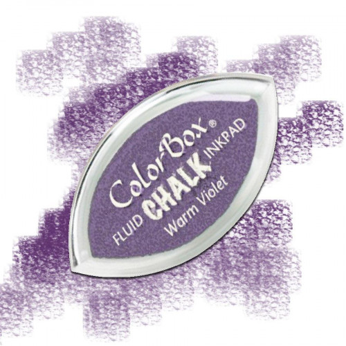 Cat's eye chalk - Warm violet