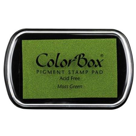 Encreur Colorbox - Moos Green