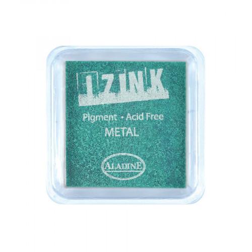 Encreur Izink - Metal - Green
