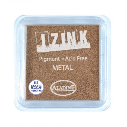 Izink Pigment - Grand Encreur - Metal Copper