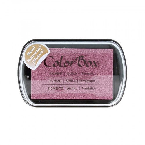 Encreur rose Colorbox Romantic