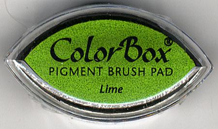 Cat's eye - Pigment Lime