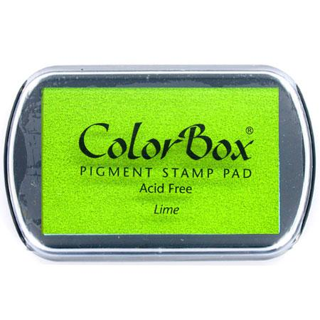 Encreur colorbox - Lime