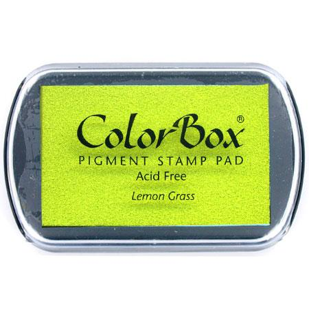 Encreur colorbox - Lemon grass