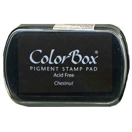 Encreur colorbox - Chestnut
