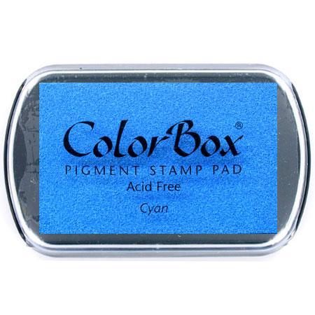 Encreur colorbox - Cyan