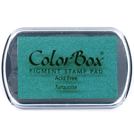Encreur colorbox - Turquoise