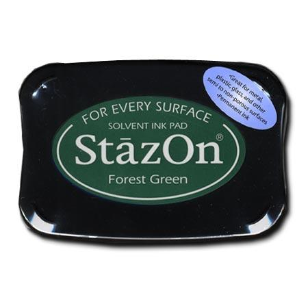 Encreur StazOn - Forest Green