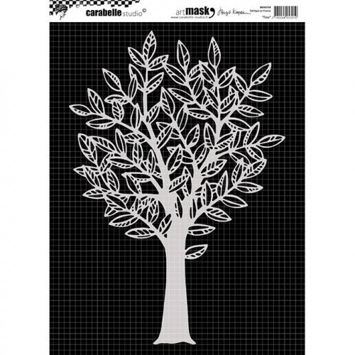 Masque Tree - A4