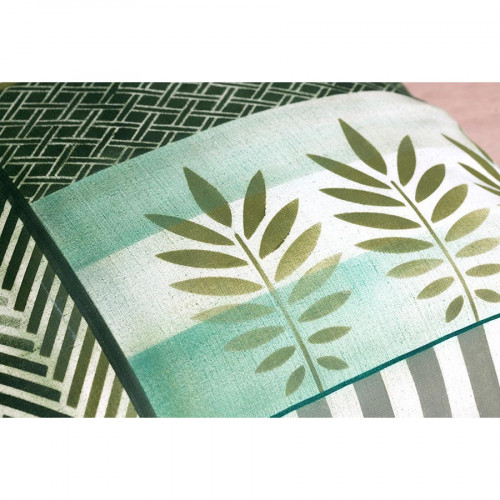 Pochoir Deep Green motif Feuille #2 - 10 x 15 cm