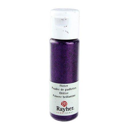 Poudre de paillettes - Violet - 20 ml