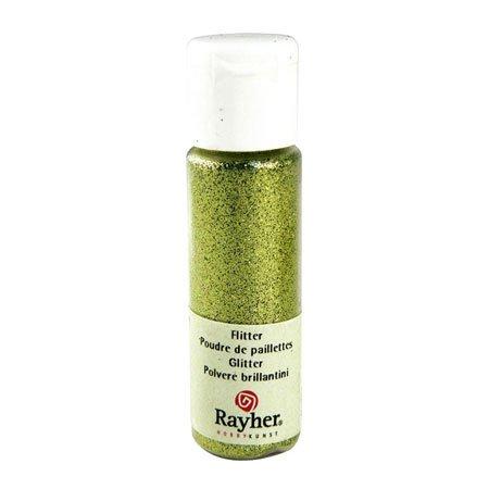 Poudre de paillettes - Vert tilleul - 20 ml