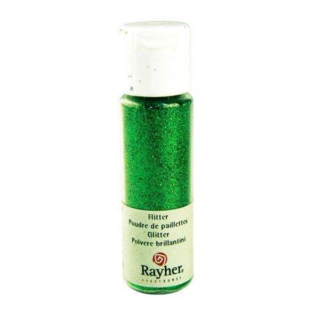 Poudre de paillettes irisées - Vert - 10 ml