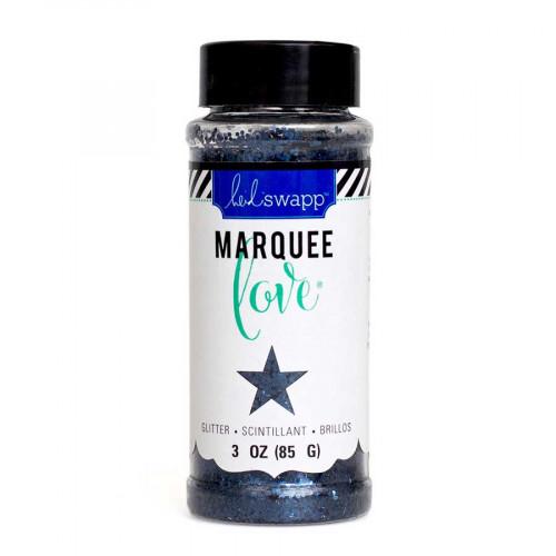 Chunky Glitter - Paillettes - bleu foncé - 85 g
