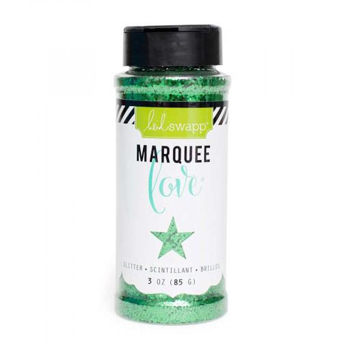 Chunky Glitter - Paillettes - vert - 85 g