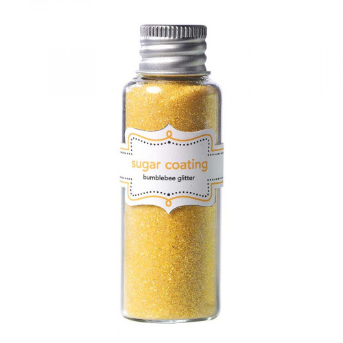 Paillettes Sugar Coating Glitter - Bumblebee