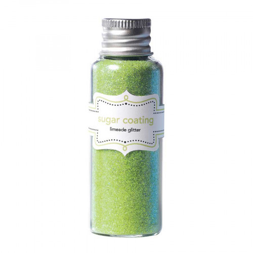Paillettes Sugar Coating Glitter - Limeade