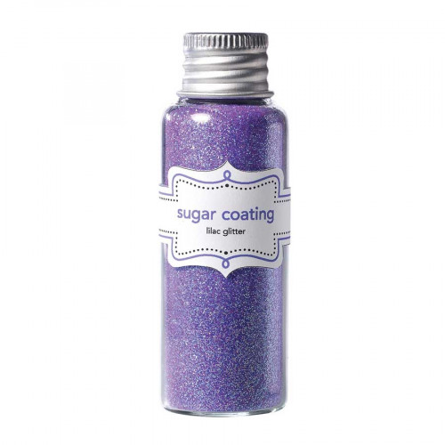 Paillettes Sugar Coating Glitter - Lilac