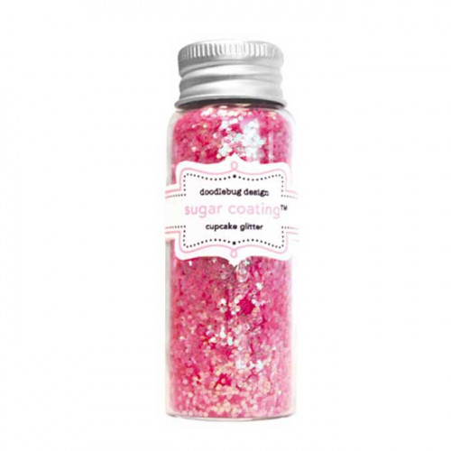 Paillettes Sugar Coating Chunky - Cupcake