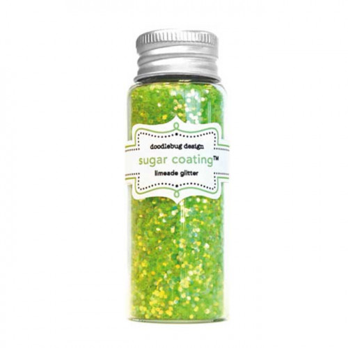 Paillettes Sugar Coating Chunky - Limeade