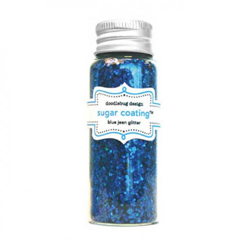 Paillettes Sugar Coating Chunky - Blue Jeans