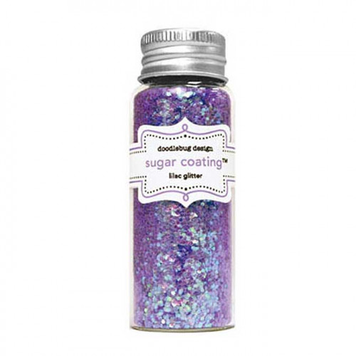 Paillettes Sugar Coating Chunky - Lilac