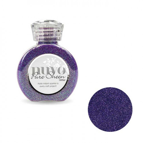 Glitter Pure Sheen Violet Infusion - 100 ml