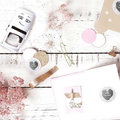 Encreur NIO seul - shiny pink
