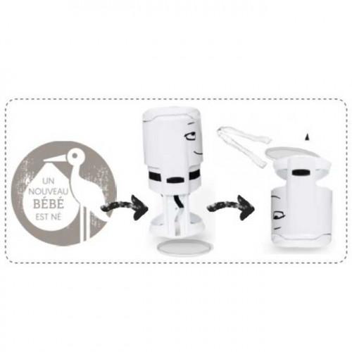 Tampon NIO - Fait main (bulle BD)