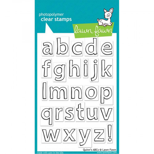 Tampons Clear - Quinn's ABCs