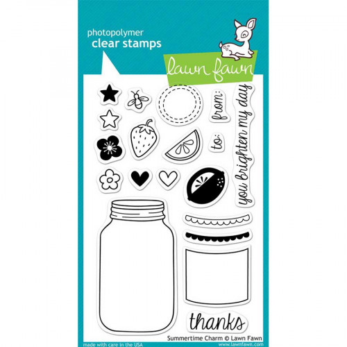 Tampons Clear - Summertime Charm
