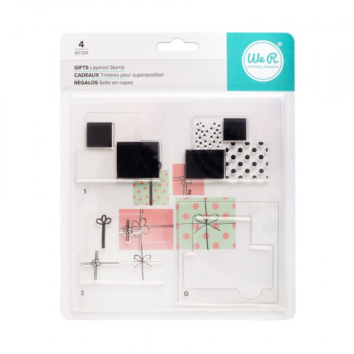 CMYK - Kit tampons Cadeaux