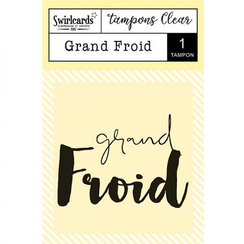 Tampon Clear - Grand Froid