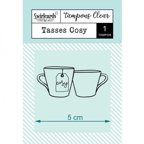 Tampon Clear - Tasses cosy