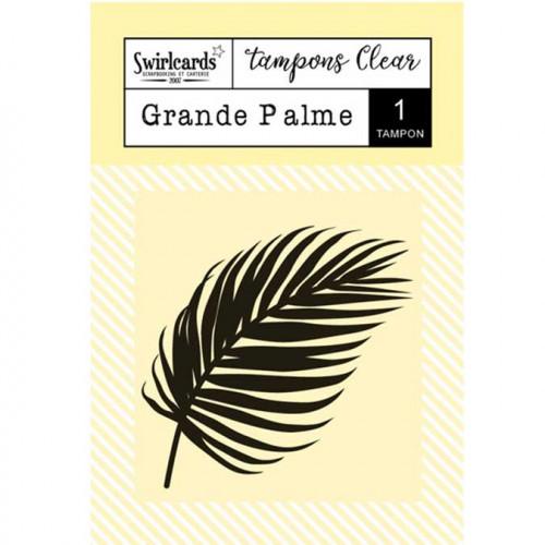 Tampon Clear - Grande palme