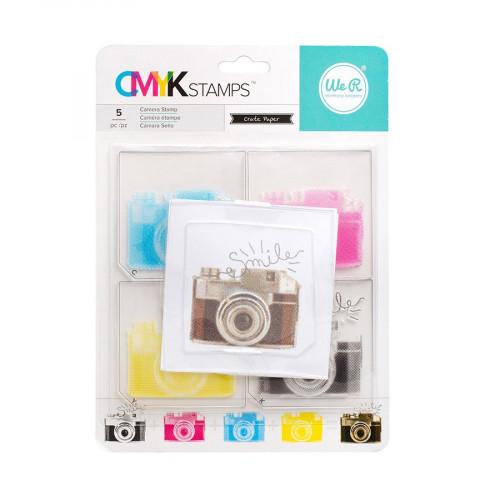 CMYK - Kit tampons Appareil Photo