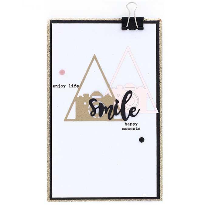 Capsule Mars 2017 - Tampons Clear - Smile & Be Happy